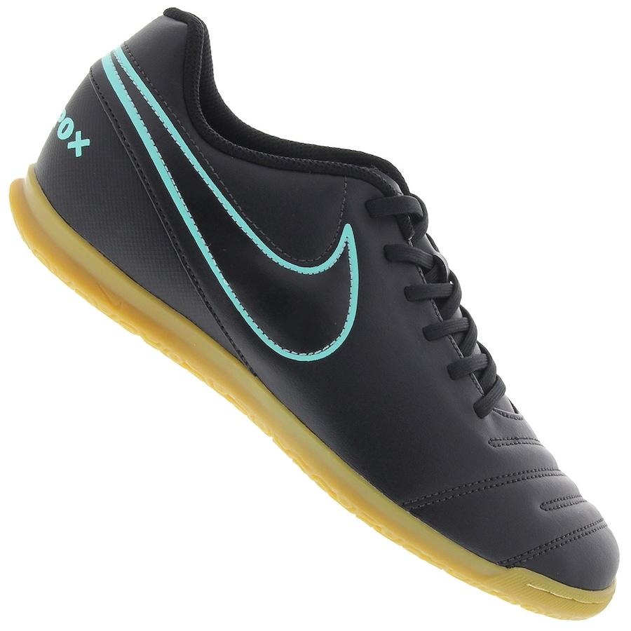 Chuteira Futsal Nike Tiempo Rio III IC - Adulto 8e6deb34d0ab2