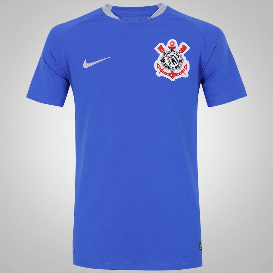 Camisa do Corinthians Flash 2016 Nike - Masculina 059bbe729013d
