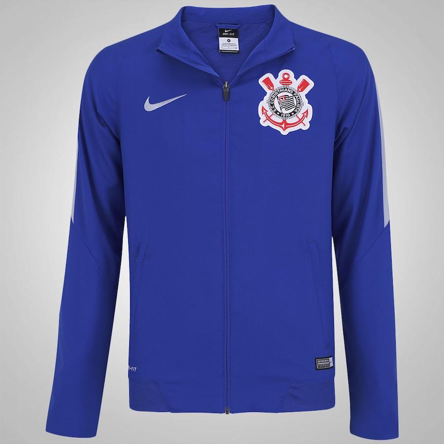 Jaqueta Nike Corinthians REV 16 - Masculina a41cdea0ec430