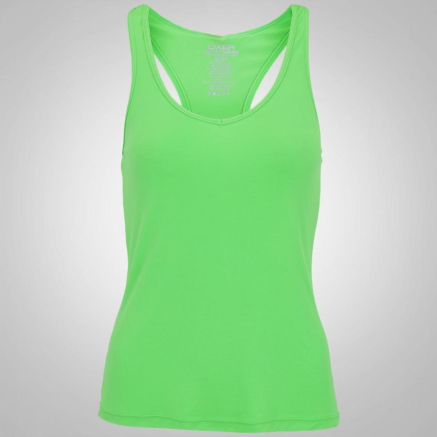 Camiseta Regata Oxer Campeão Classic - Feminina 9087353b6c9
