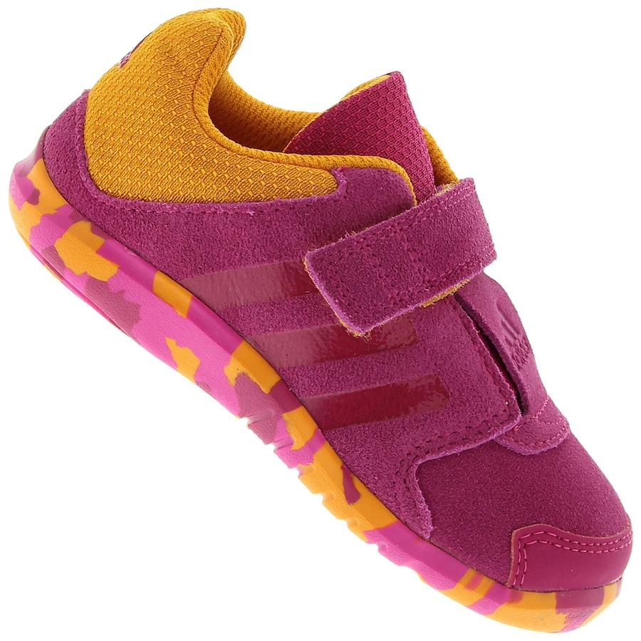 Tênis adidas KatNat 3 AC I Leather - Infantil e901a40ae91ac