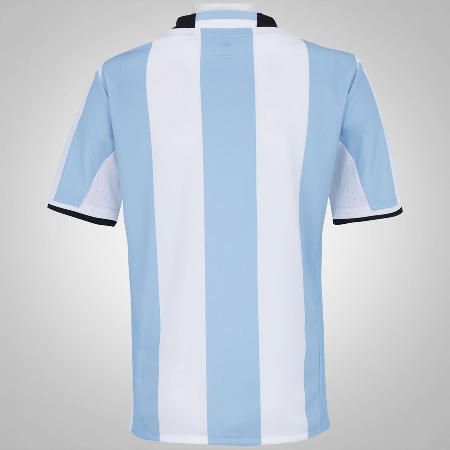 77f8f6e3fa Camisa Argentina I 2016 adidas - Infantil