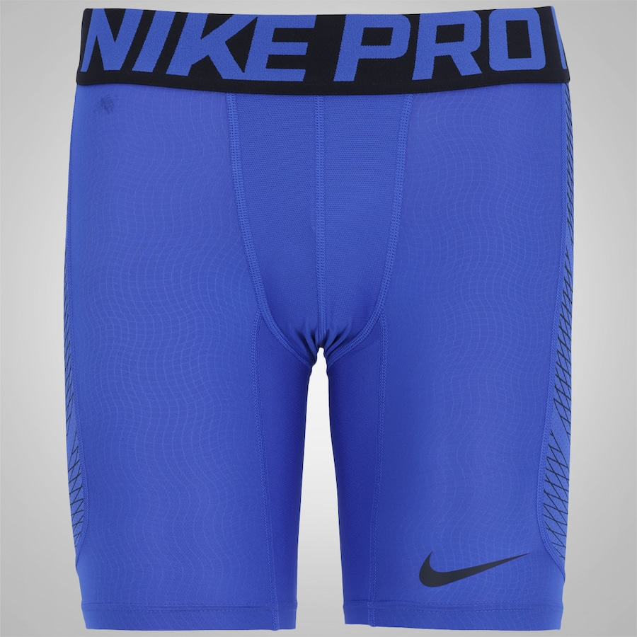 00c6b57f20424 Bermuda de Compressão Nike Hypercool 6 - Adulto
