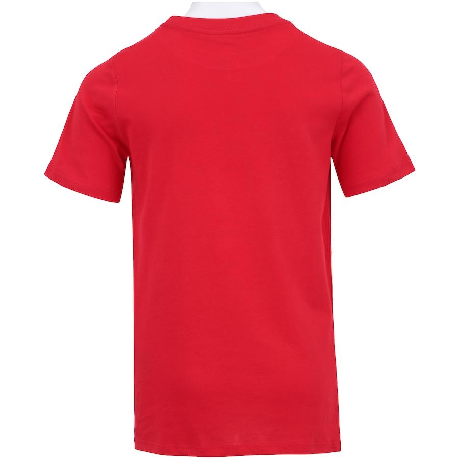 c2f6b6f318 Camiseta Nike Crew Futura Icon T - Infantil