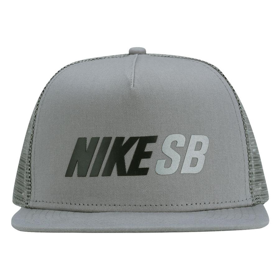132a09dc14568 Boné Aba Reta Nike SB Reflect - Snapback - Trucker - Adulto