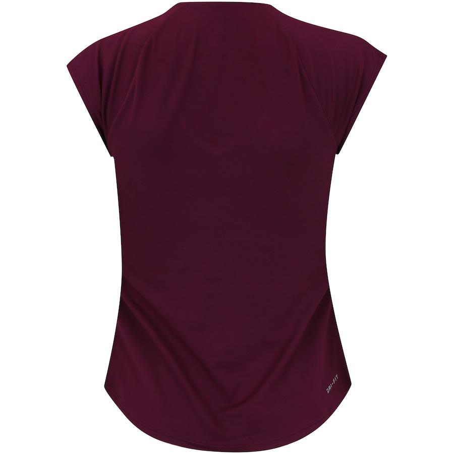 5fe066b100 Camiseta Nike Pure Top - Feminina