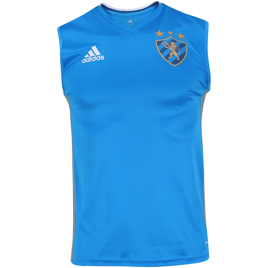 Camiseta Regata de Treino do Sport Recife 2017 adidas - Masculina 97ccaaf629074