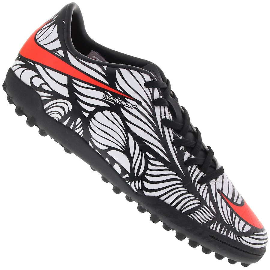 1d6b859d9d Chuteira Society Nike Hypervenom Phelon II Neymar Jr TF - A