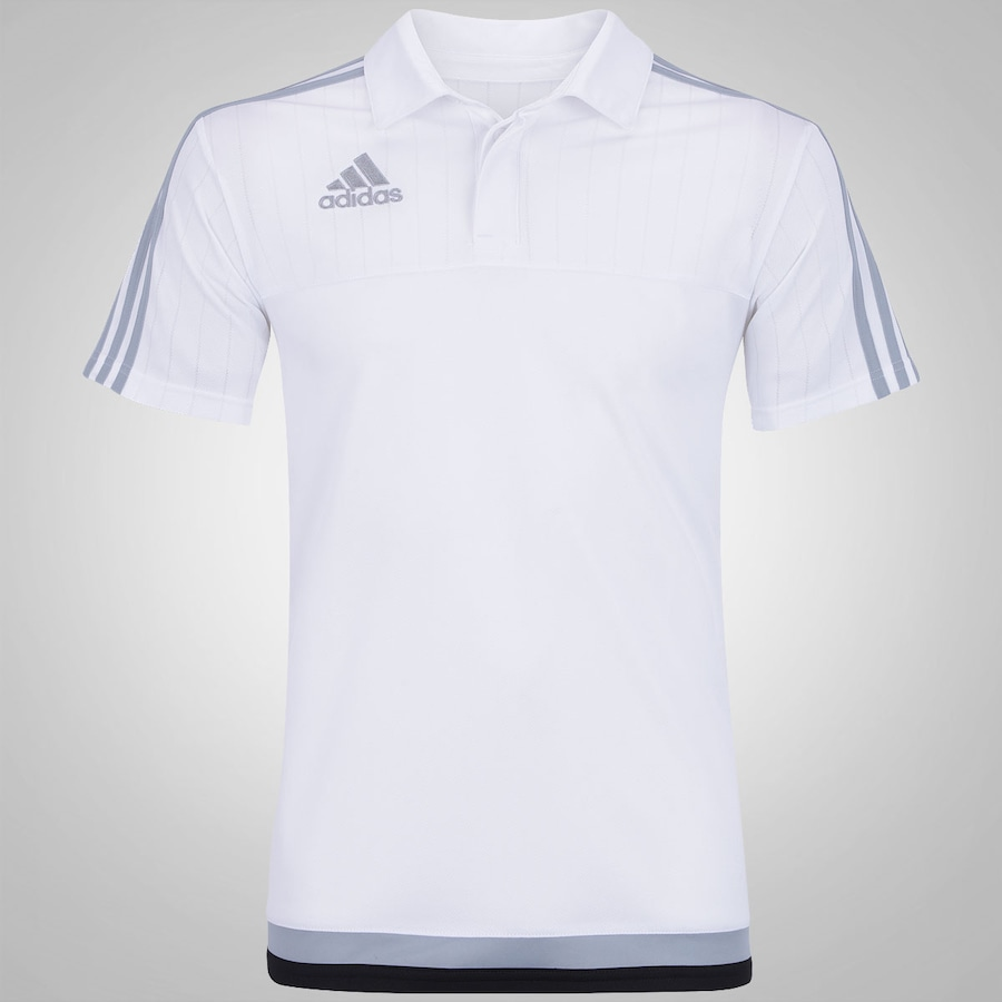 Camisa Polo adidas Viagem Tiro15 - Masculina 787f725aabd8f