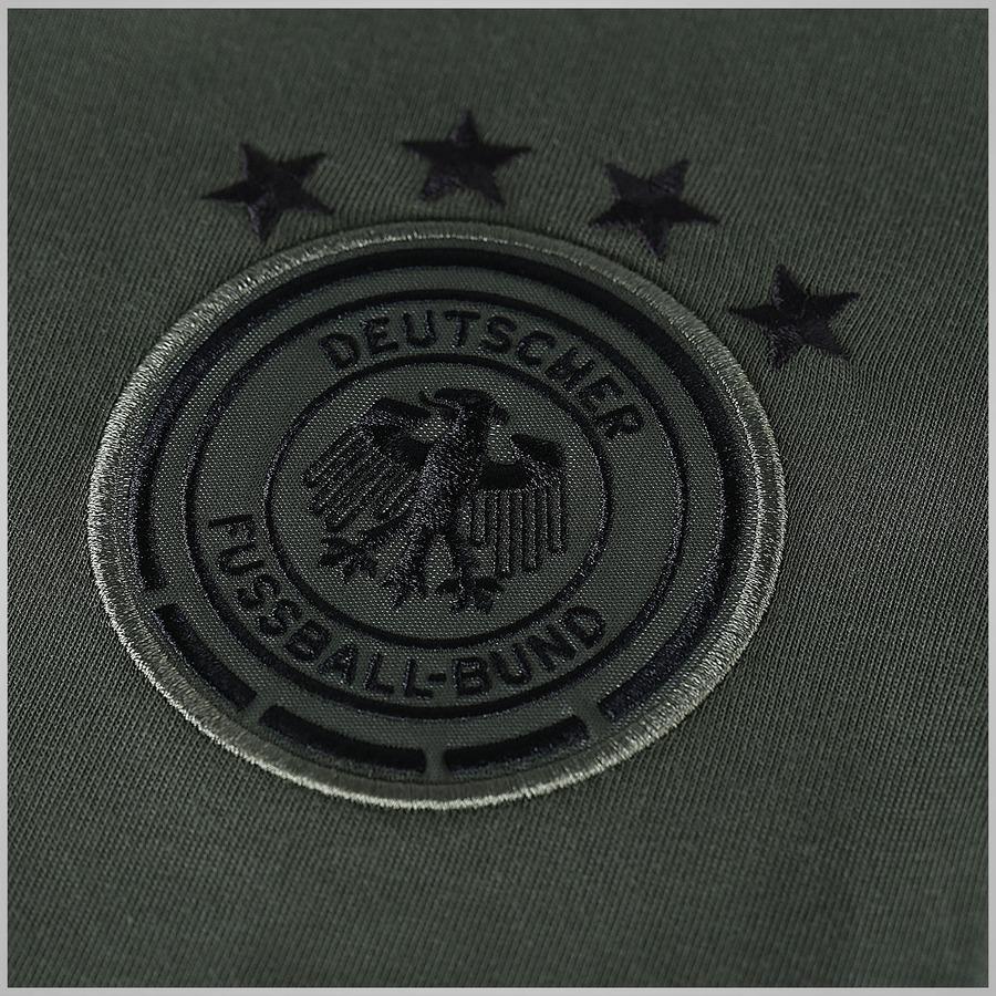 Camiseta Alemanha Retrô adidas - Masculina 0119c24389527