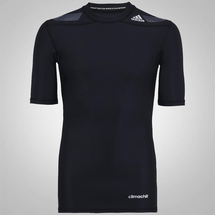 60597ea707 Camisa Compressão adidas TechFit Power – Masculina