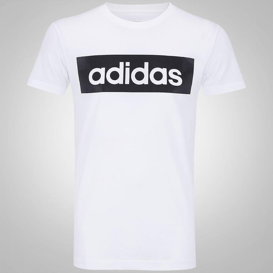 db3dc6906bc42 Camiseta adidas Casual Stripes – Masculina
