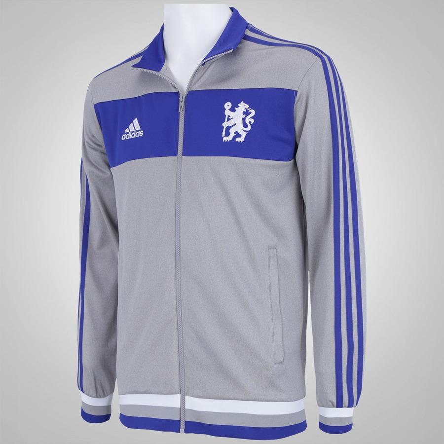 a6bd4dfa31 Jaqueta do Chelsea adidas - Masculina
