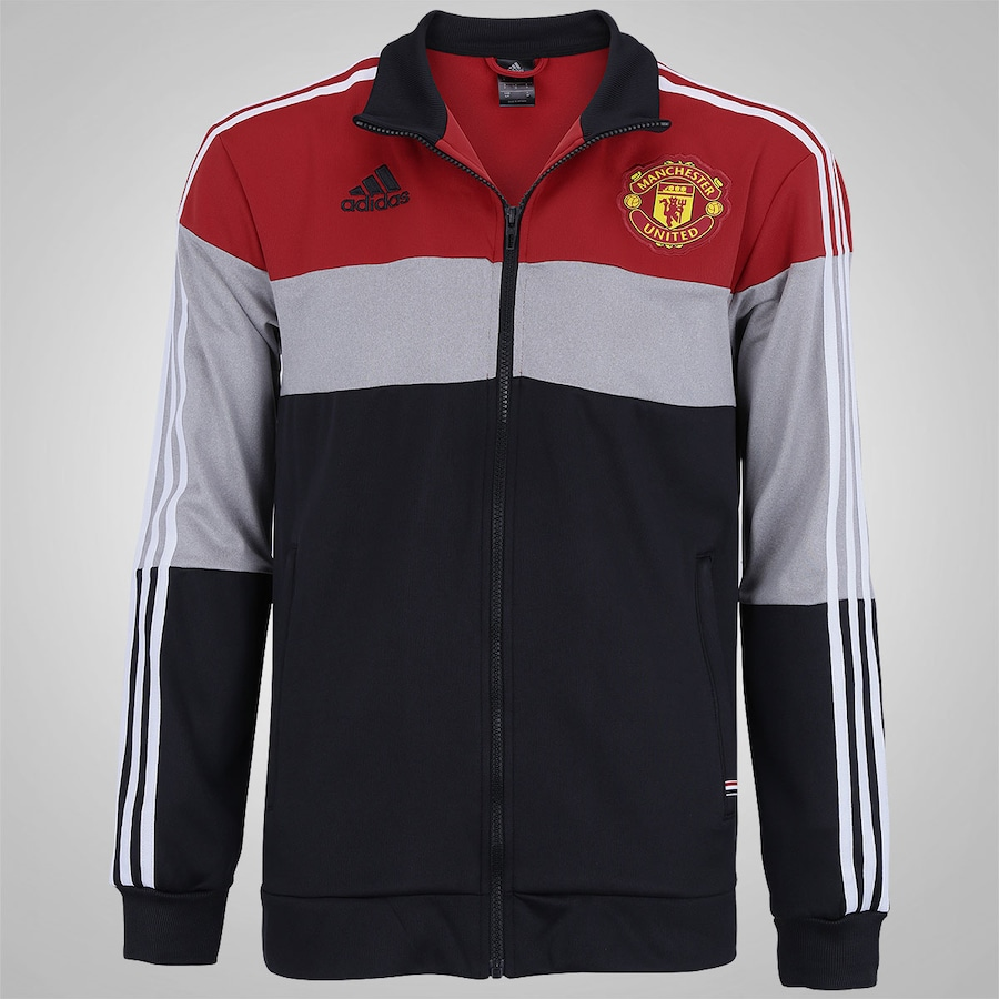 d3be72a55 Jaqueta do Manchester United adidas 16 - Masculina