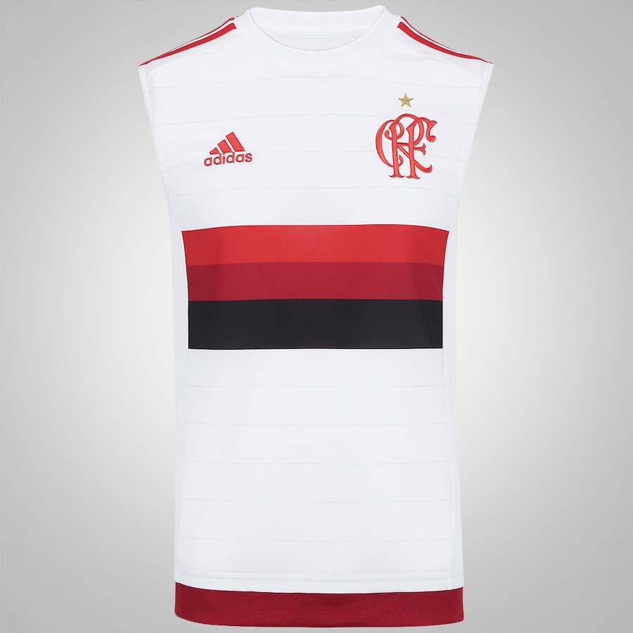 d6ca86a87a Camiseta Regata do Flamengo II adidas - Masculina