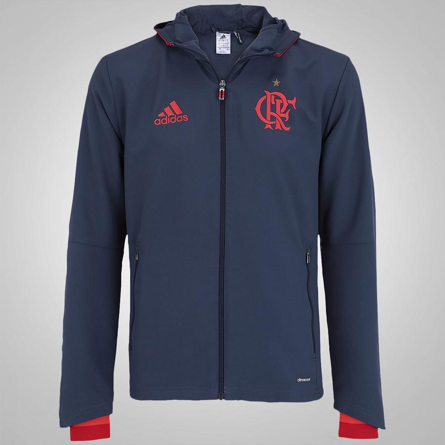 Agasalho do Flamengo adidas Viagem - Masculino be8b0d7c214d8
