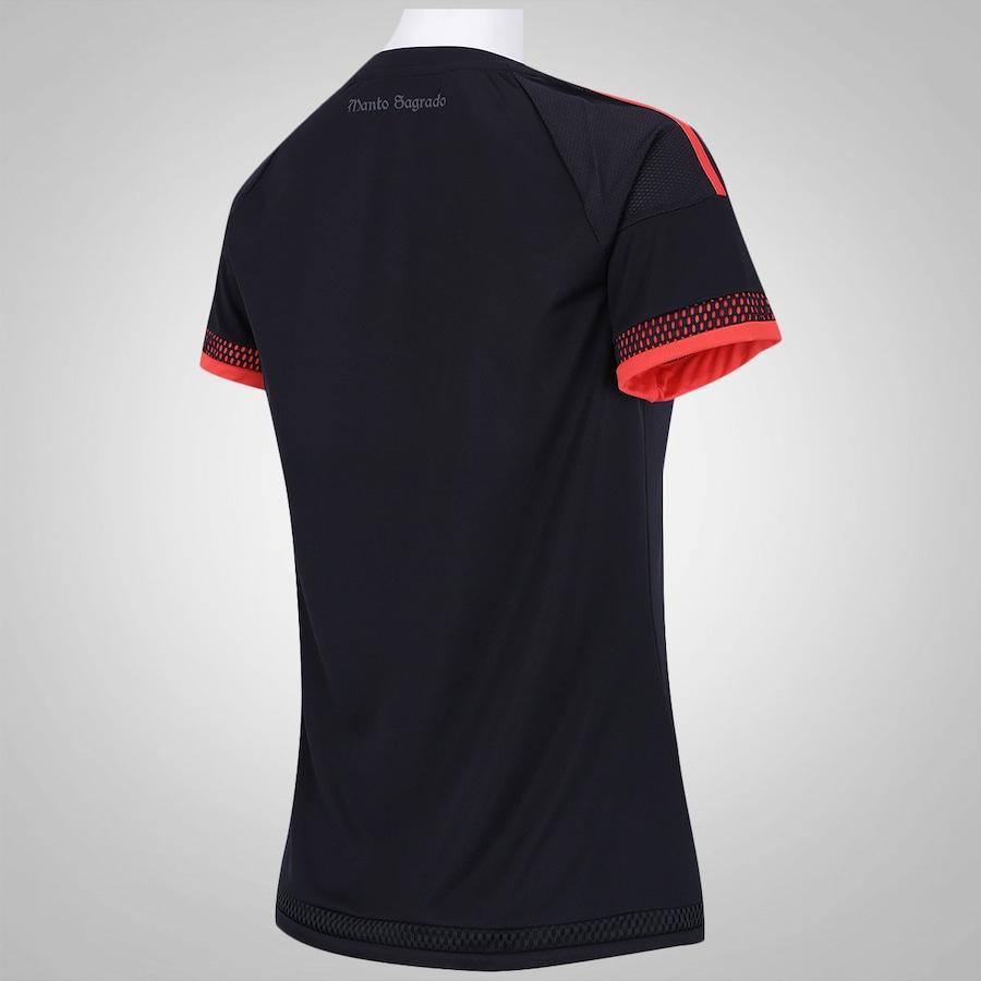 ... Camisa do Flamengo III 2016 adidas - Feminina 30016571ccb3ce  Camisa  Flamengo 2017 ... effc73df50d6a