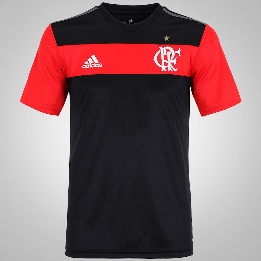 307a8594fb Camisa do Flamengo I s nº 2016 adidas - Masculina