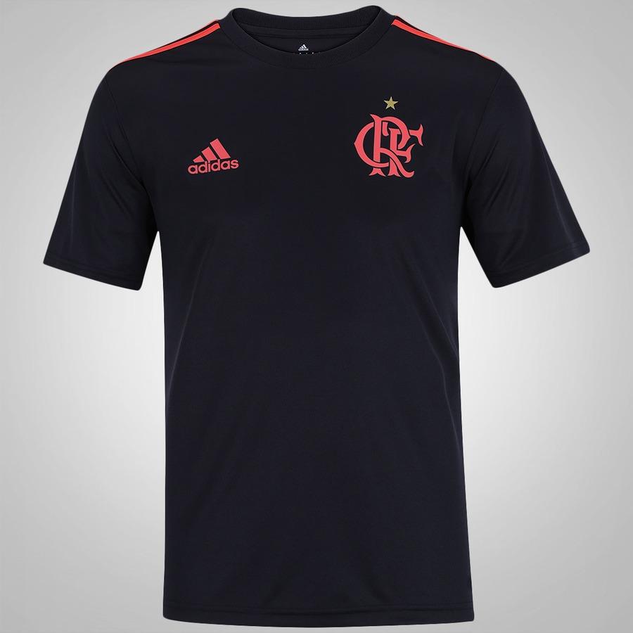 8f76f8347c Camisa do Flamengo III 2016 adidas - Torcedor - Masculina