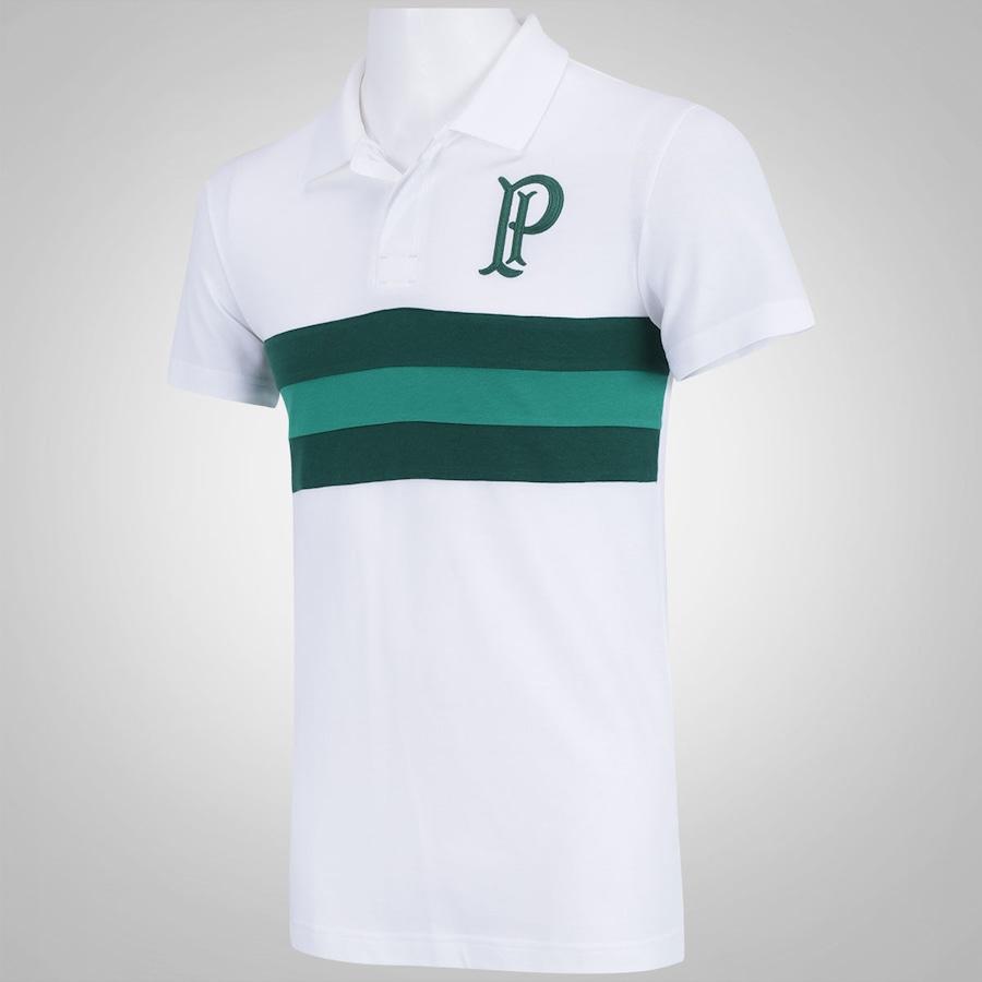Camisa Polo do Palmeiras adidas Premium - Masculina 53d67c41b9c21