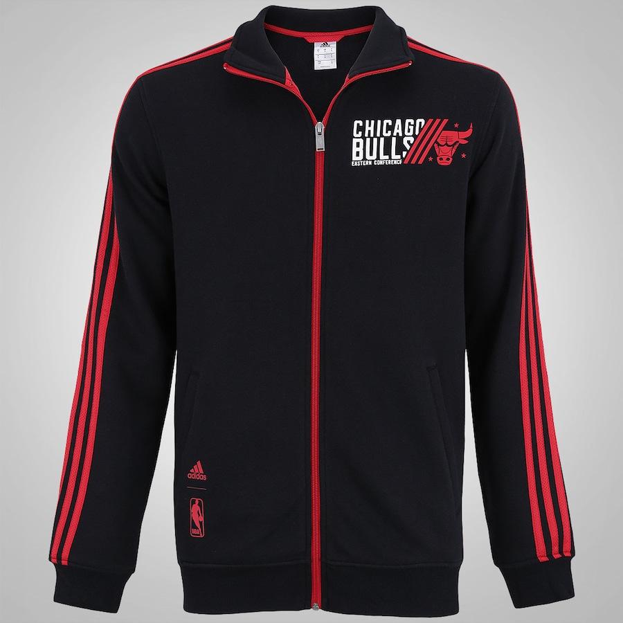 Jaqueta adidas Chicago Bulls NBA - Masculina 5d500d7377bed