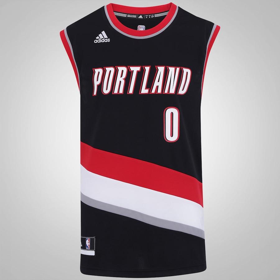 035644b06 Camisa Regata adidas NBA Portland Trail Blazers – Masculina