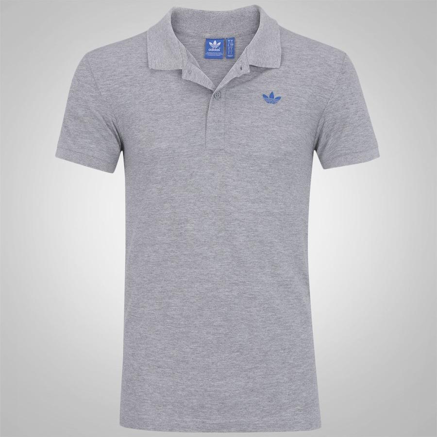 18938bf7a8 Camisa Polo adidas Adicolor - Masculino