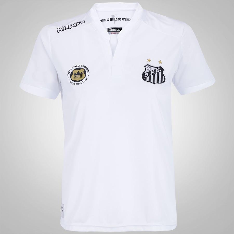 7ada08cc82bfe Camisa do Santos I 2016 Kappa - Feminina