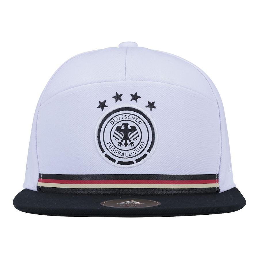 Boné Aba Reta adidas Alemanha - Snapback - Adulto 29517fc9be380