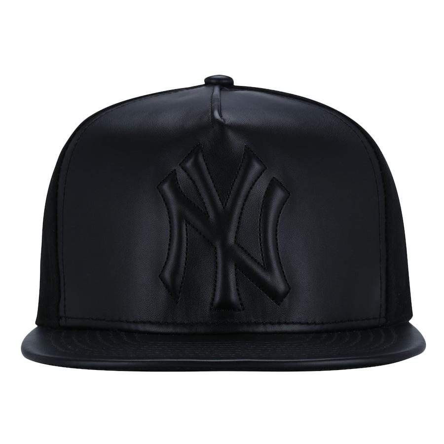 72787b6251b12 Boné Aba Reta New Era 5950 New York Yankees All Black - Str