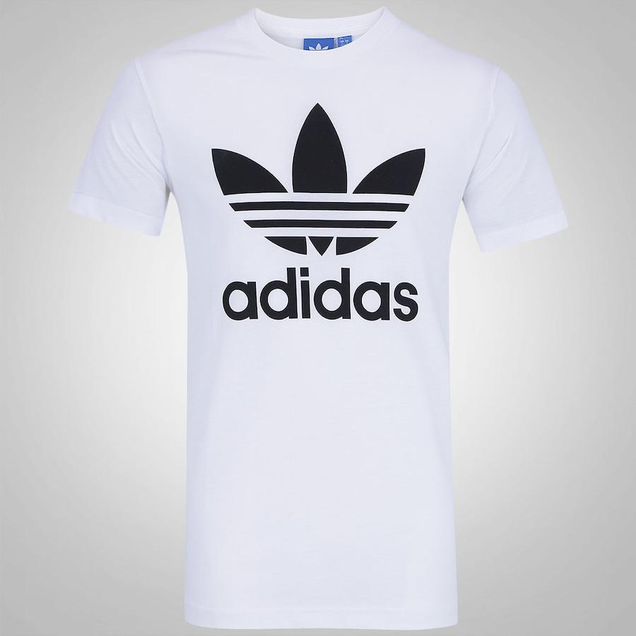 976e0fa4385 Camiseta adidas Original Trefoil - Masculina