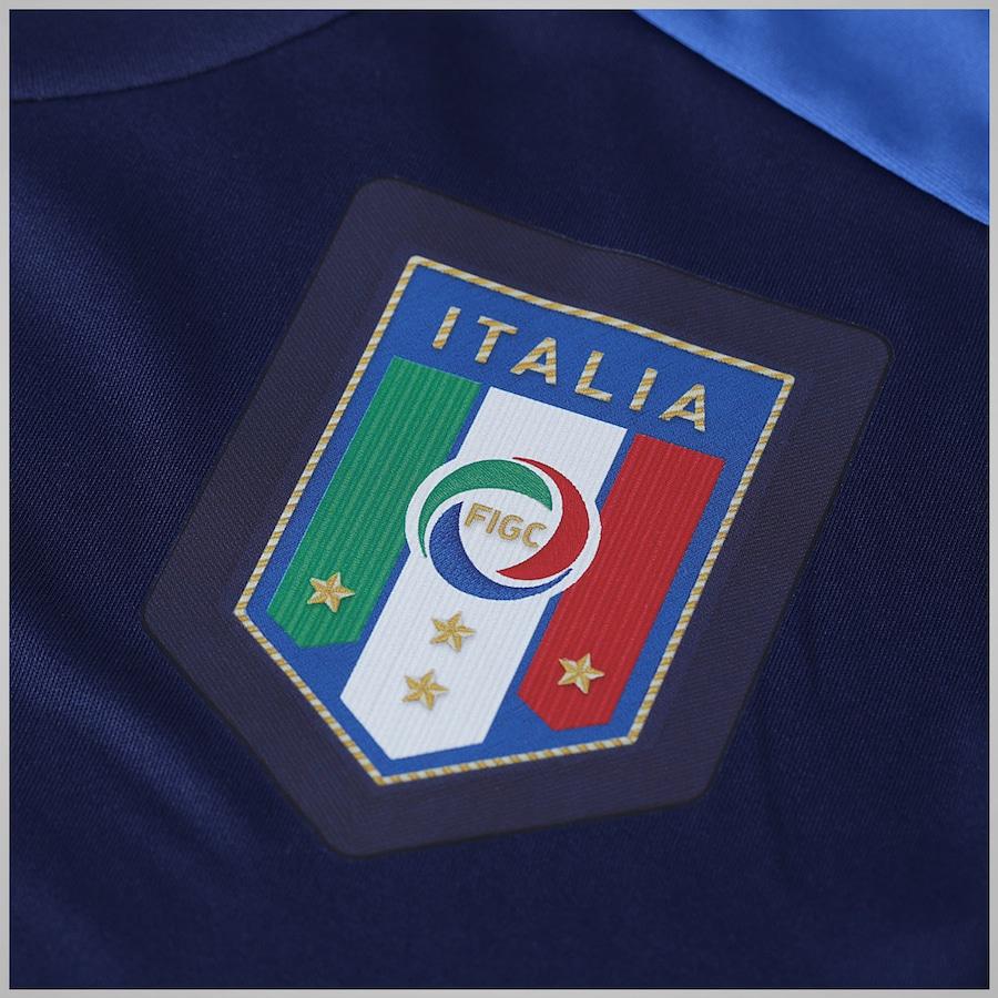 e838c783be Camisa Itália Treino Puma Jersey - Masculina
