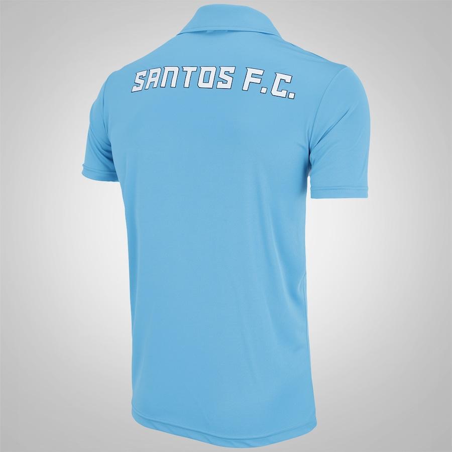 Camisa Polo do Santos 2016 Kappa Viagem - Masculina 9126bc297046a