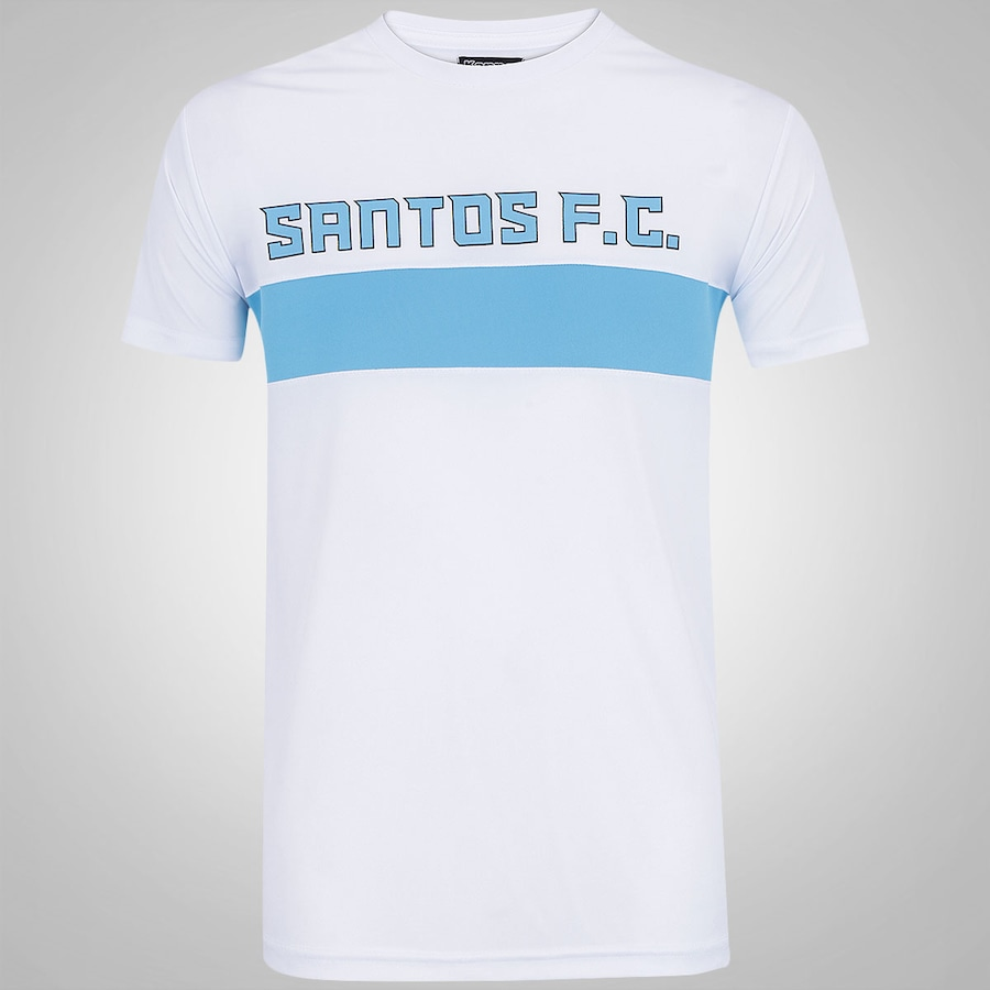 de8a0e63f5ca5 Camiseta do Santos 2016 Kappa Viagem - Masculina