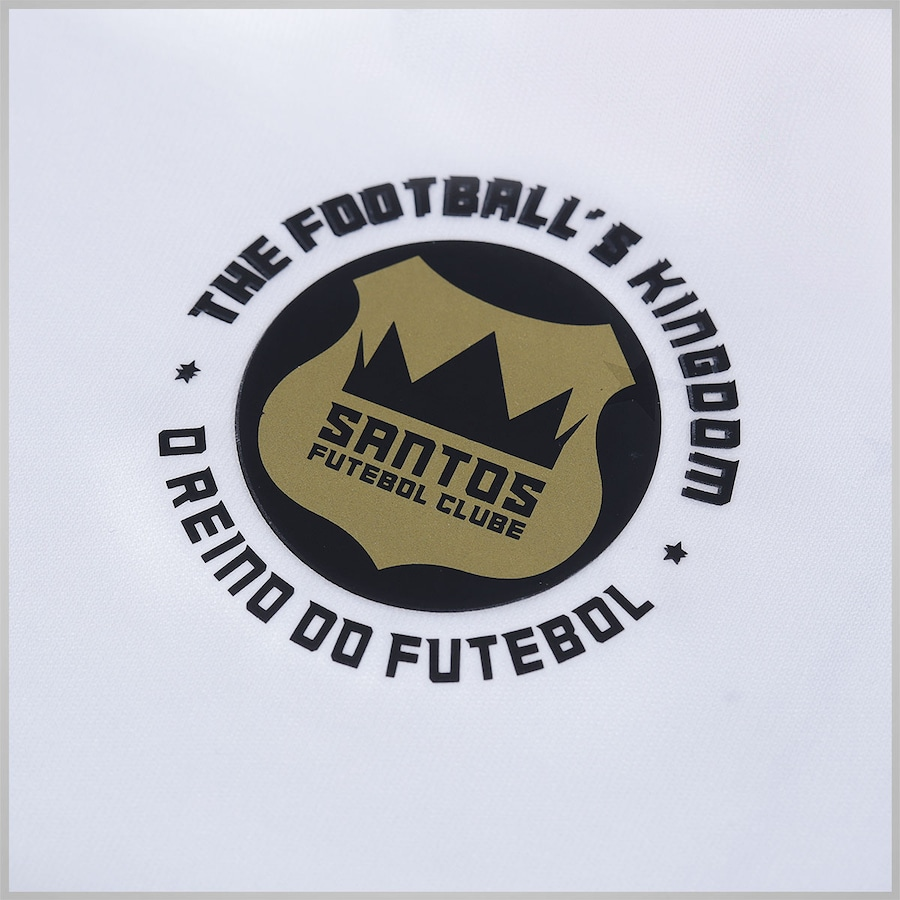 Camiseta Regata do Santos 2016 Kappa Deck - Masculina 37f5faf6feeec
