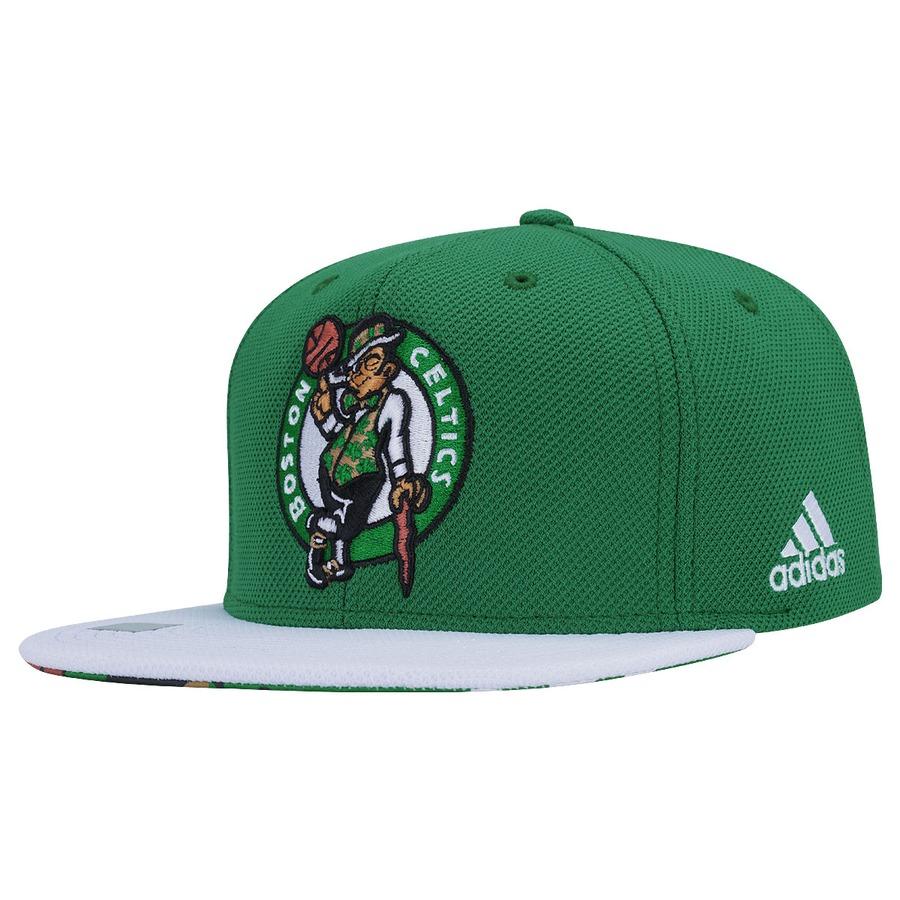 ... Boné Aba Reta adidas Flat NBA Boston Celtics - Snapback - Adulto ... ff6d23238c2