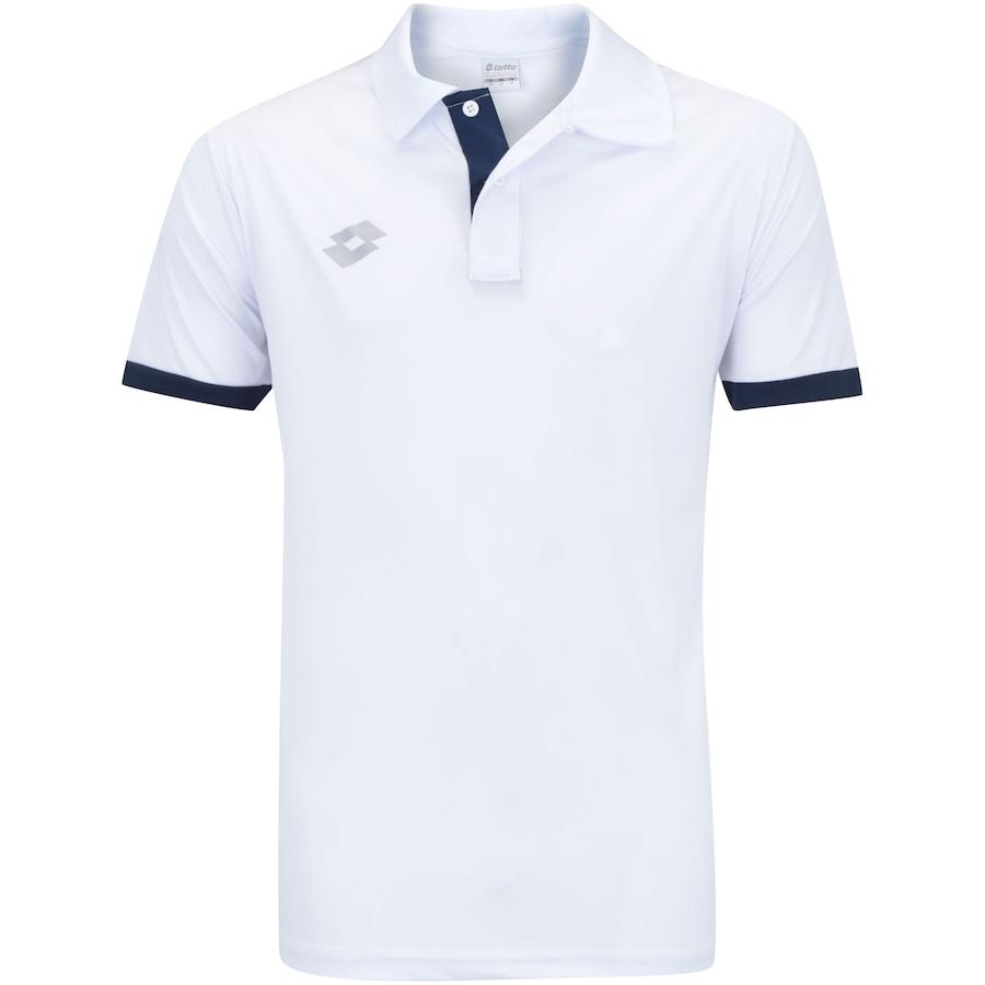28fc8975d97b6 Camisa Polo Lotto Pro Legacy - Masculina