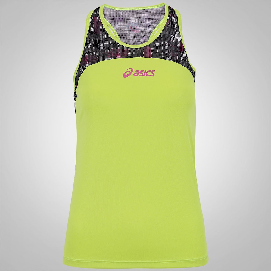 50980e7271 Camiseta Regata Asics Training Tank - Feminina