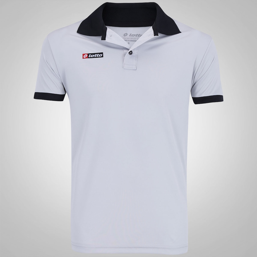 929c6bb2f7ee8 Camisa Polo Lotto Two Colors - Masculina