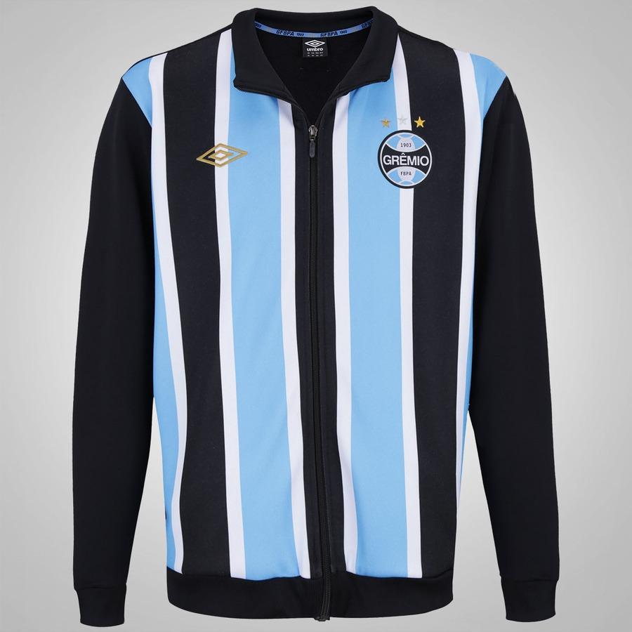 b040b442253cb Jaqueta do Grêmio 2015 Umbro Hino - Masculina
