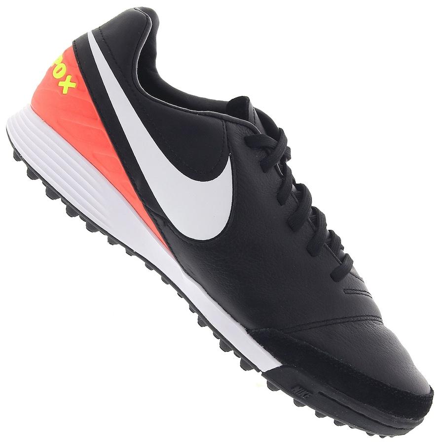 1bed8d1b2 Chuteira Society Nike Tiempo Mystic V TF - Adulto