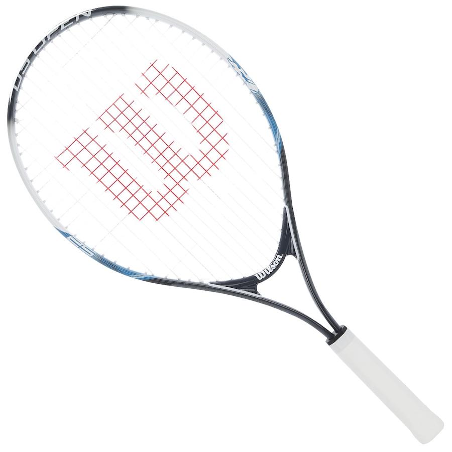 fdfebf066 Raquete de Tennis Wilson US Open 25 New - Infantil - 9 a 10