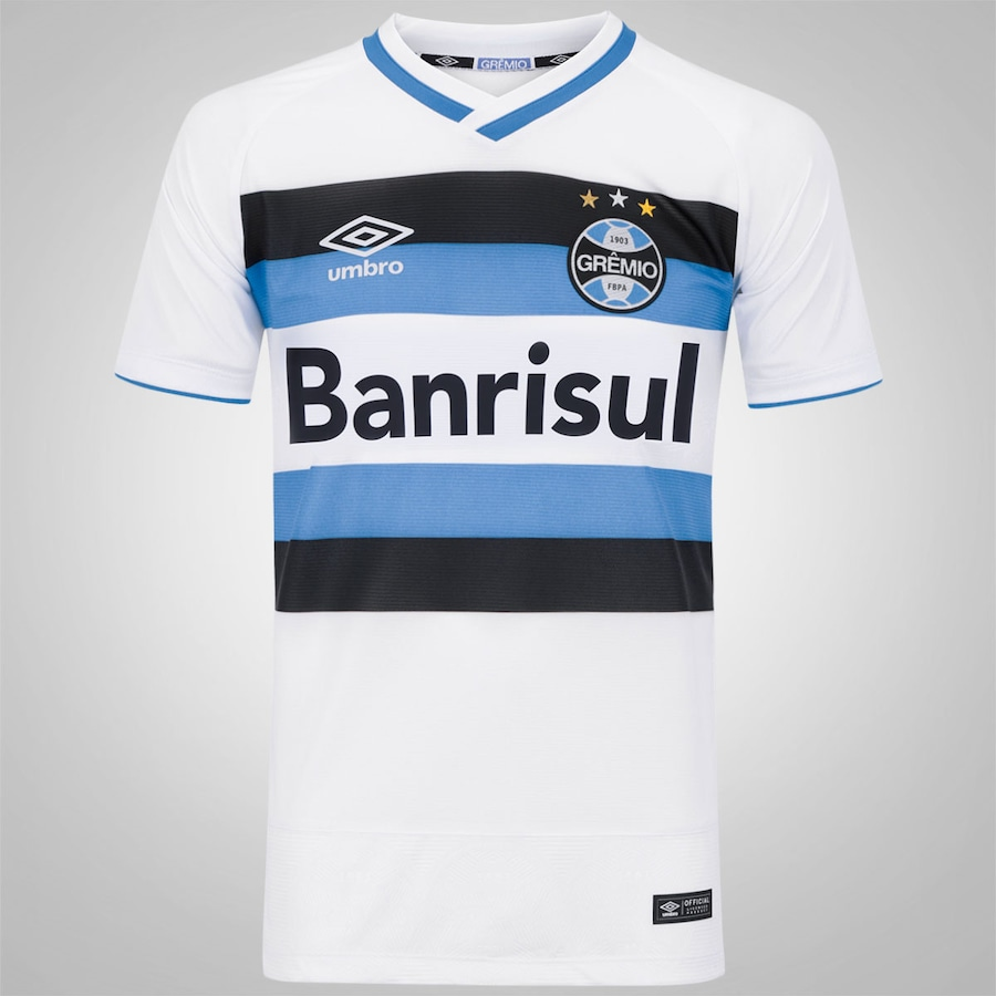 Camisa do Grêmio II 2016 Umbro cd52297f8296d