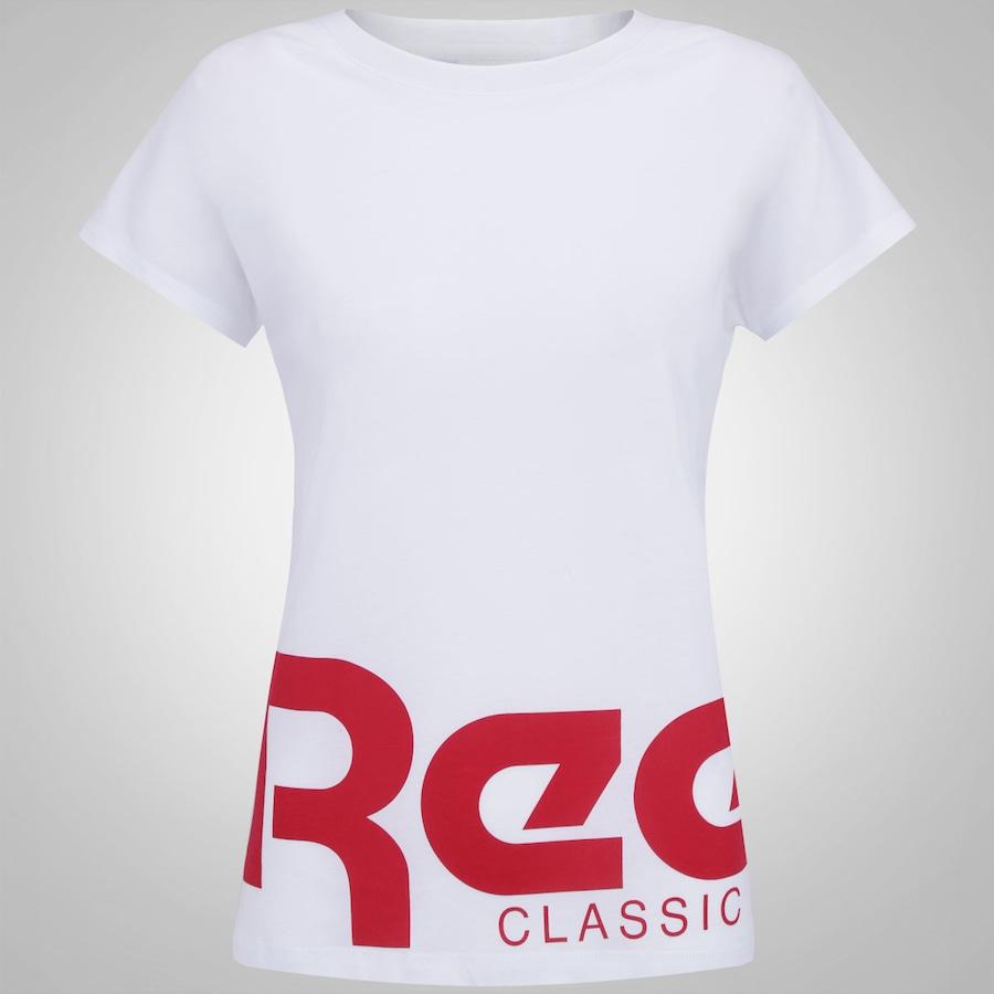589e541ebc2 Camiseta Reebok Classic - Feminina