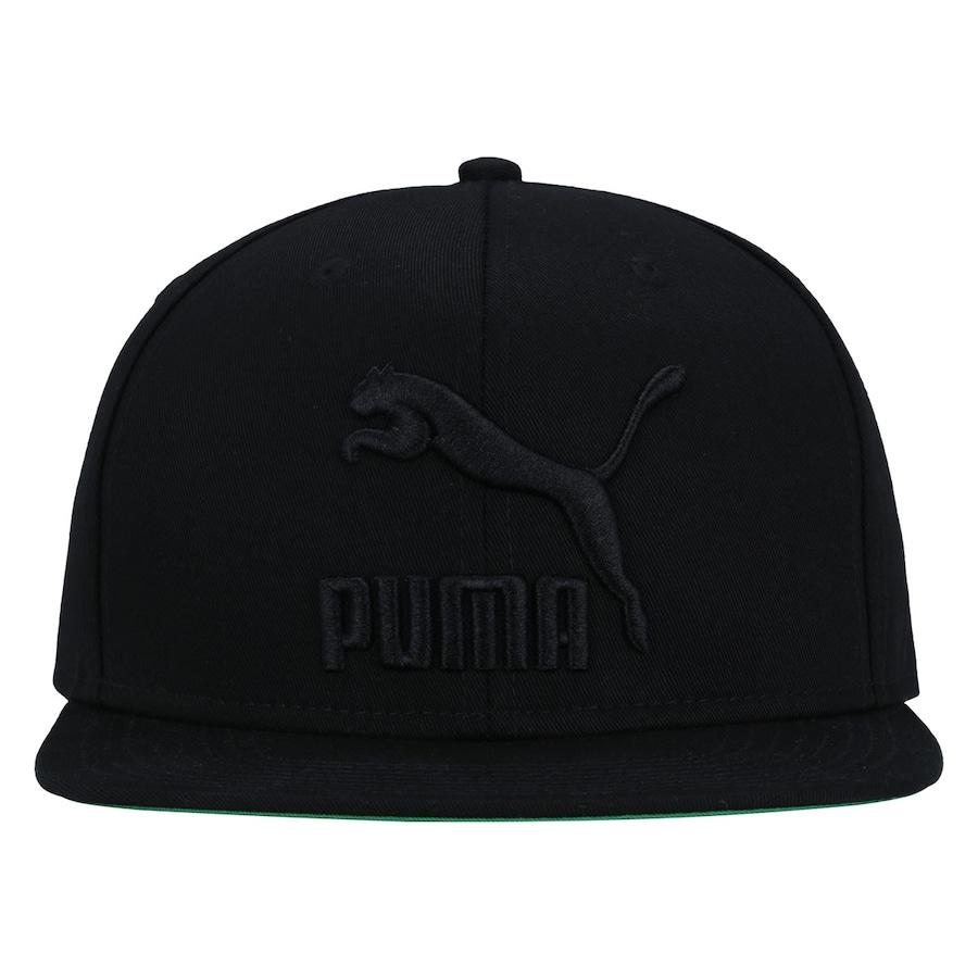 Boné Aba Reta Puma LS Colour Block - Snapback - Adulto 7ec935cc739