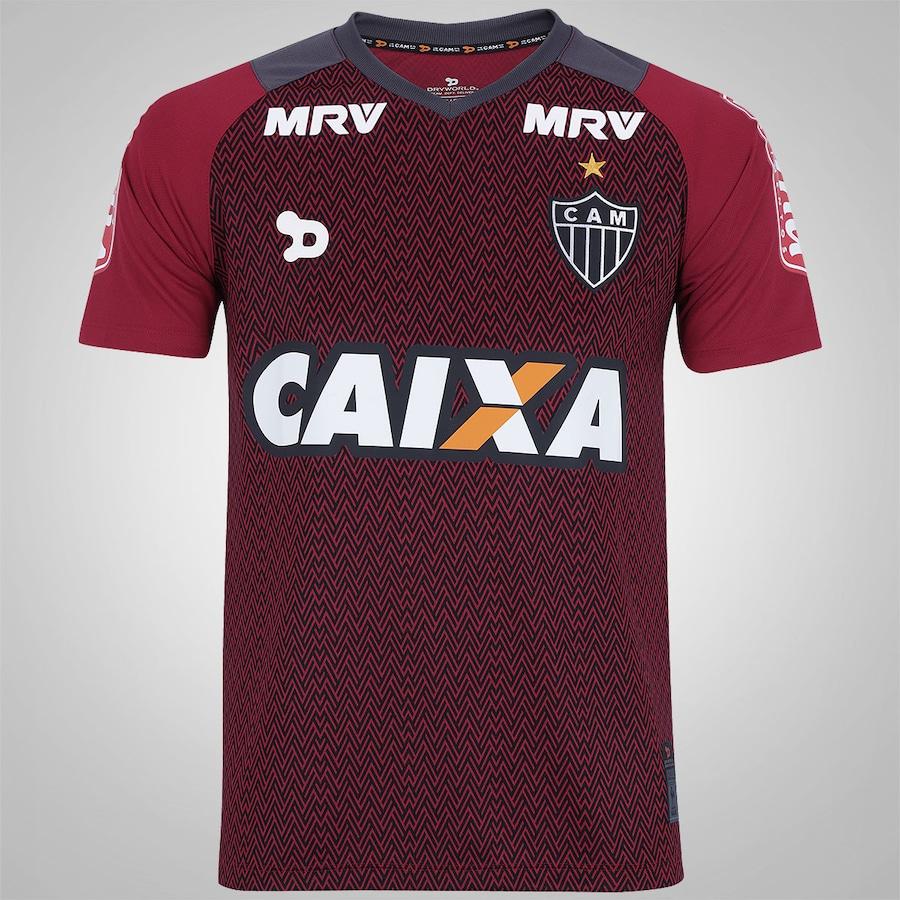 Camisa de Goleiro do Atlético-MG III 2016 Dryworld - Mascul 95ca91031426a