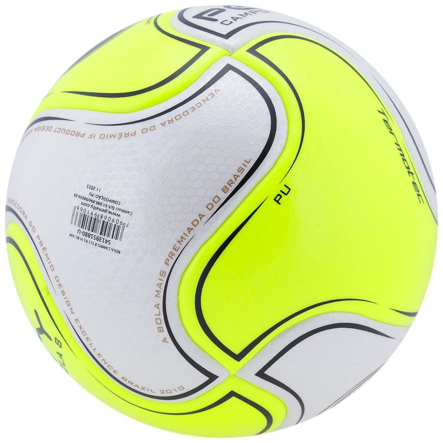 fbb298394ae2f Bola de Futebol de Campo Penalty Oficial S11 8 R1 VI FPF
