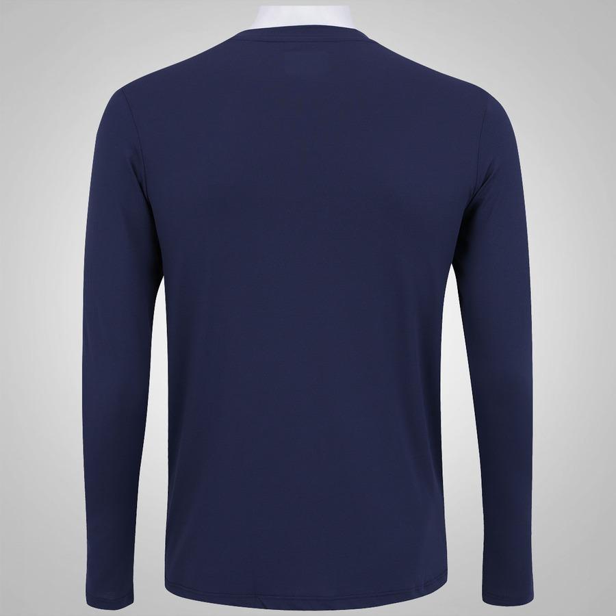... Camisa de Compressão Manga Longa Umbro Sports com Proteção UV ... 3dac75392132e