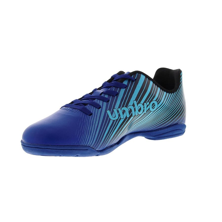 8bb84e32ab Chuteira Futsal Umbro Slice II - Adulto