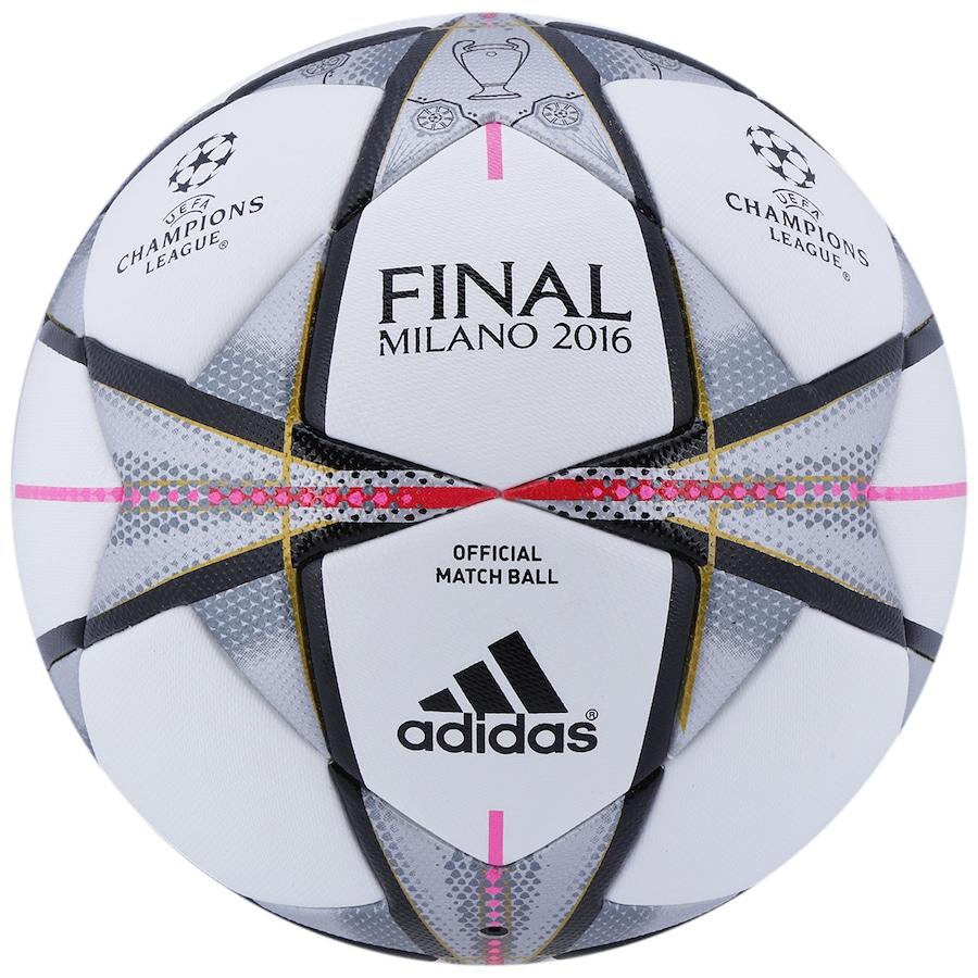 Bola de Futebol de Campo adidas Finale Milano OMB 0f21f1c012467